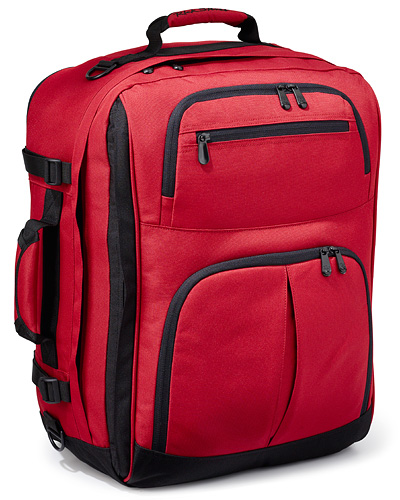 Bag Review: Rick Steves' Convertible Carry-On [Updated]